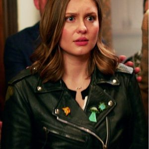 Hayley Griffith Samantha Sam Craft Black Jacket front