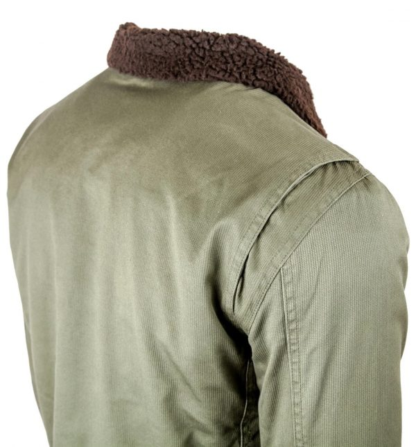 Iron and Resin Mens Midway Cotton Jacket