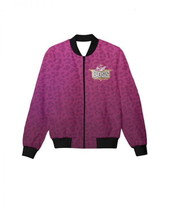 Sasha Banks Retro Fanimation WWE Jacket