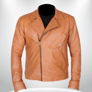 Alden Ehrenreich Beautiful Creatures Leather Jacket