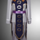 Fairy Tail Erza Scarlet Battle Cosplay Coat front