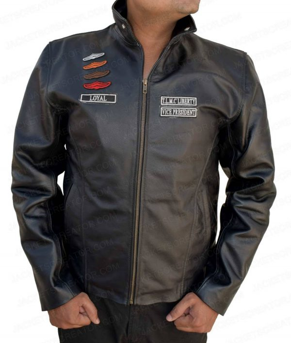 Grand Theft Auto IV The Lost Mc Jacket front