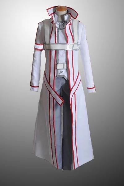 Knight Of The Blood Oath Kirito Cosplay Coat