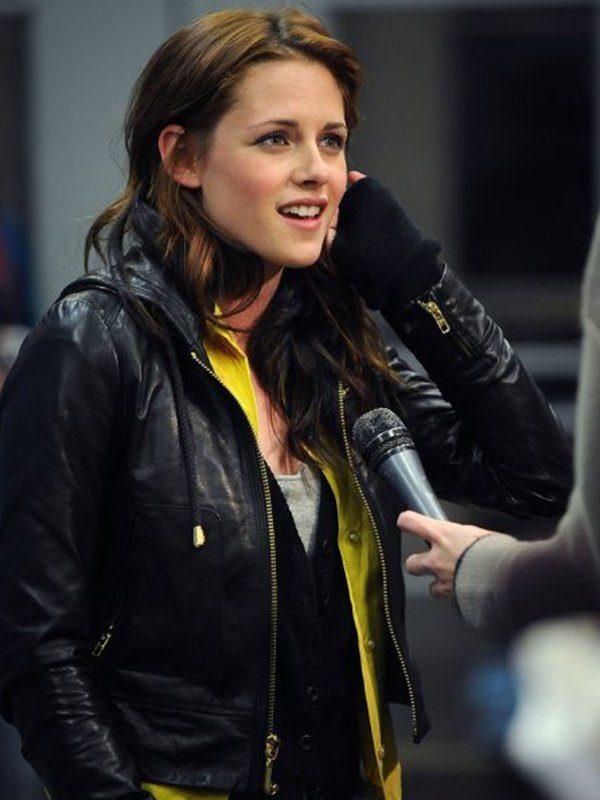 Kristen Stewart Advantureland Premiere Hoodie Jacket