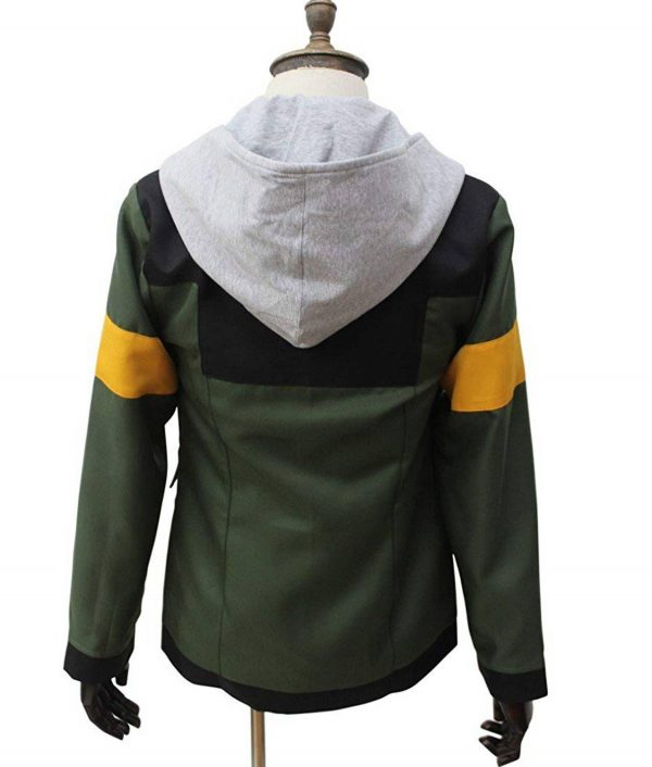 Lance Charles Mcclain Voltron Legendary Defender Jacket back