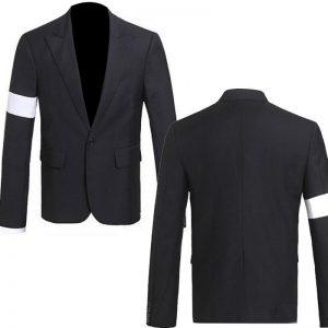 Michael Jackson Bad Tour Dangerous Coat