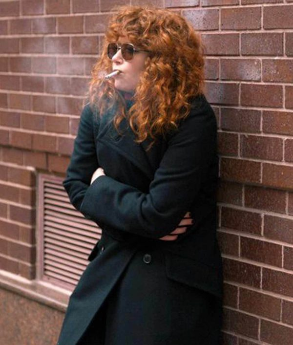 Russian Doll Natasha Lyonne Black Coat