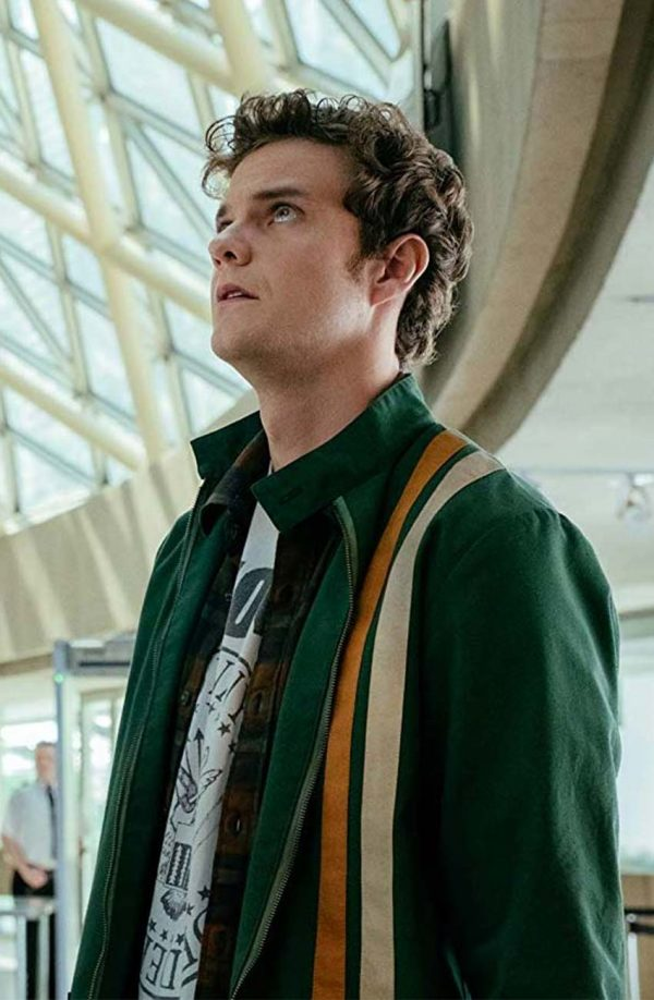 The Boys Jack Quaid Hughie Campbell Jacket