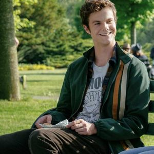 The Boys Jack Quaid Hughie Campbell Jacket front