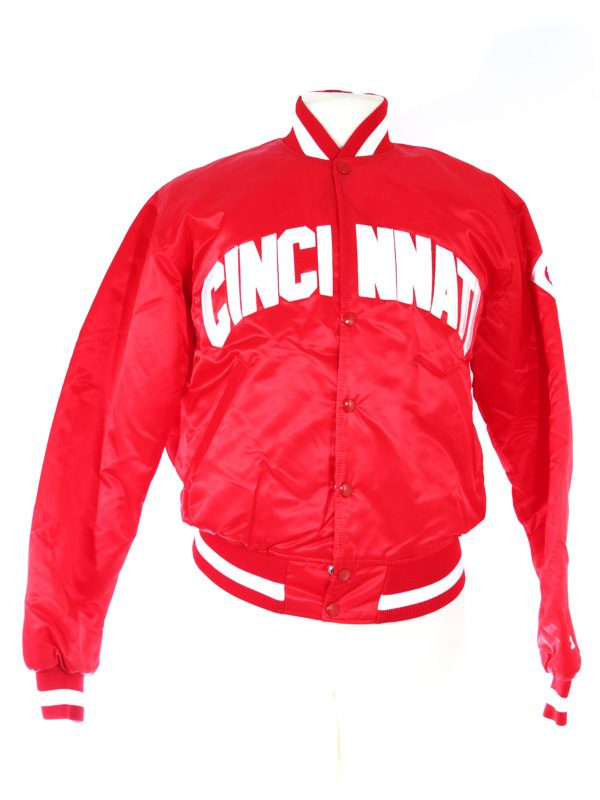 90s Cincinnati Reds Satin Starter Vintage Jacket