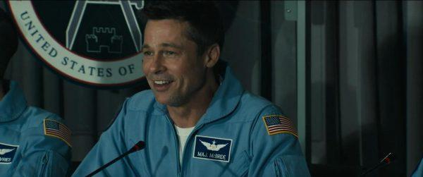 Ad Astra Brad Pitt Uniforn Jacket