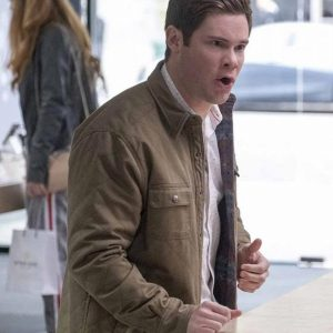Adam Devine Jexi Cotton Jacket