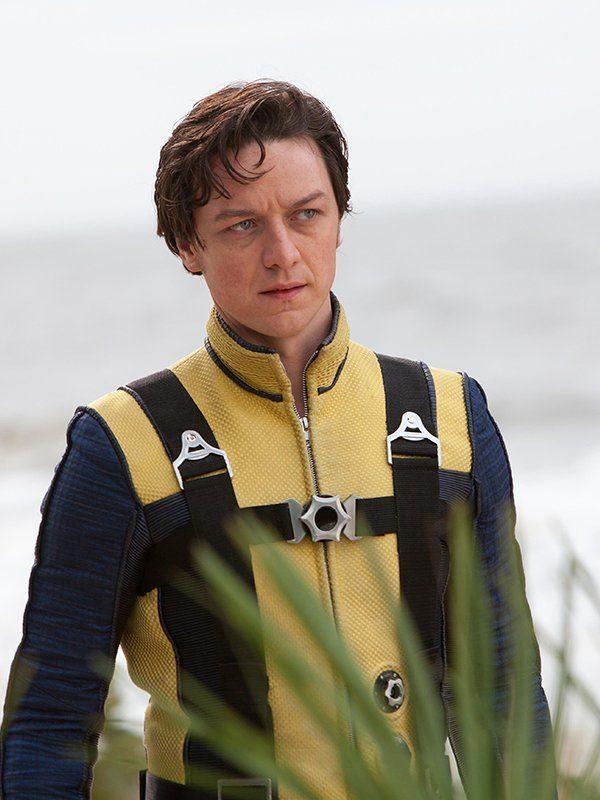 Charles Xavier X-Men First Class Cosplay Jacket