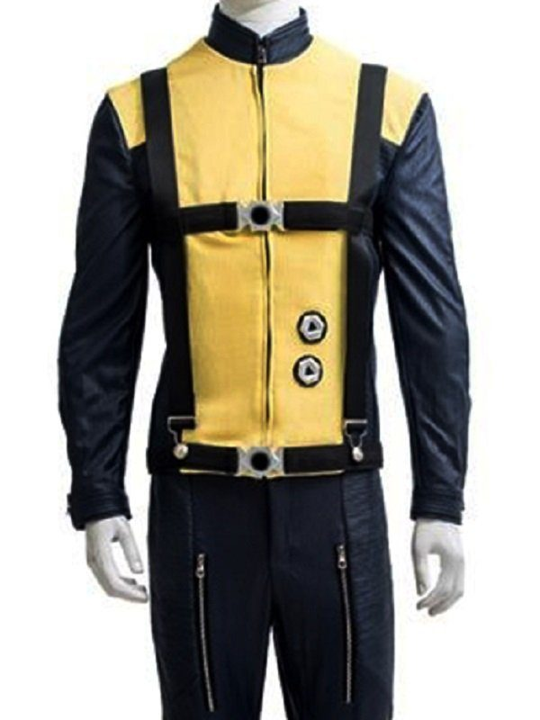 Charles Xavier X-Men First Class Cosplay Jacket front