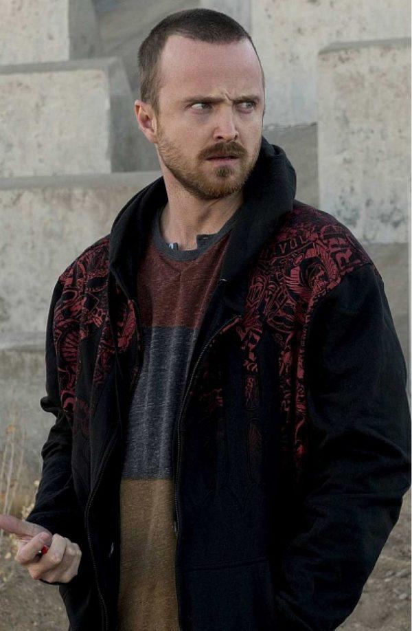 El Camino A Breaking Bad Jesse Pinkman Hoodie Jacket f