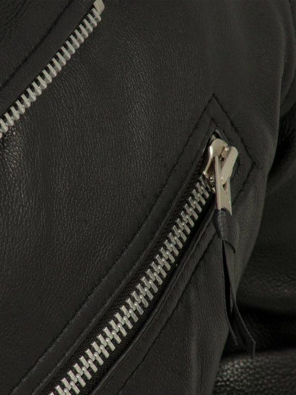 Fillmore Rockstar Men's Motorcycle Leather Jacket