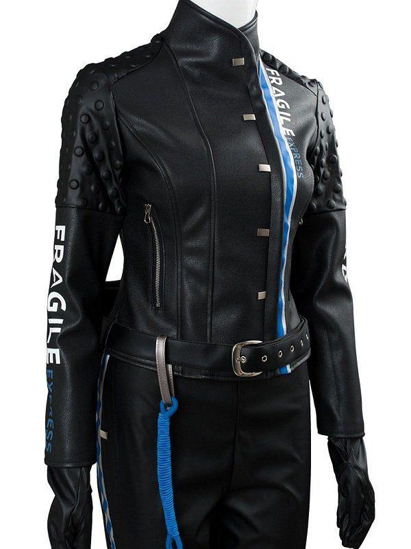 Fragile Express Death Standing Black Costume Jacket side