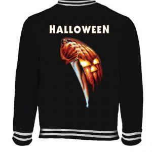 Michael Myers Halloween Kills Varsity Jacket