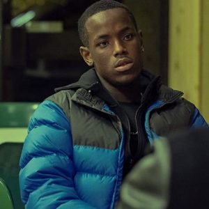 Micheal Ward Top Boy Season 3 Jacket
