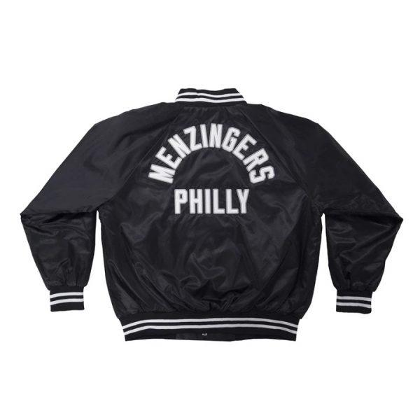The Menzingers Philly Varsity Jacket