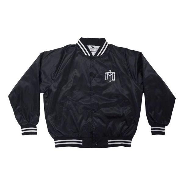 The Menzingers Philly Varsity Jacket With Custom Name