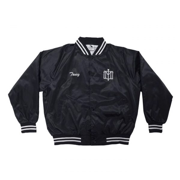 The Menzingers Philly Varsity Jacket With Name