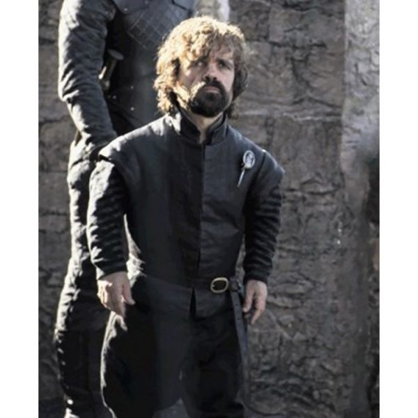 Tyrion Lannister Game Of Thrones S7 Leather Vest