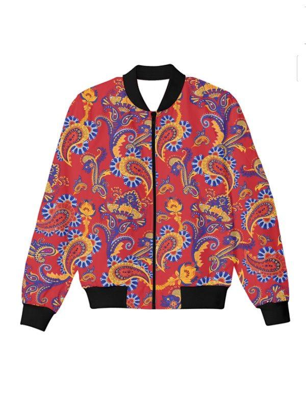 Will Smith X Fresh Prince Bel-Air Athletics Varsity Jacket