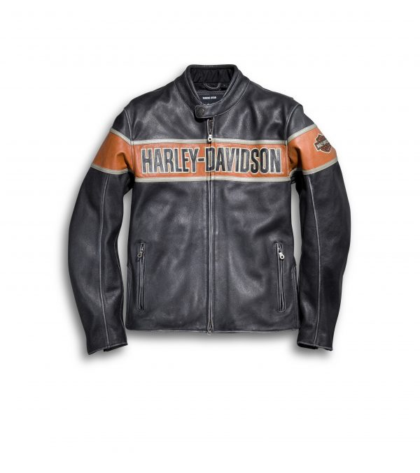 marlboro man and harley davidson jacket