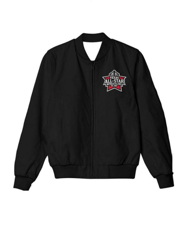 texas all star wrestling jacket