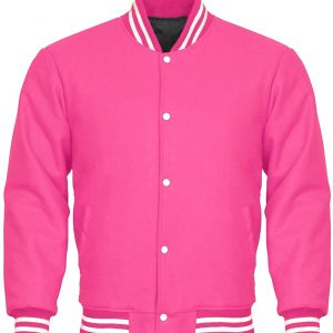 Cartoon Network Steven Universe Pink Varsity Jacket