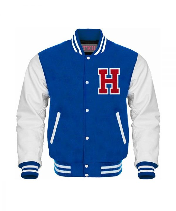 Harry Styles Varsity Cut for Time Jason SNL Jacket
