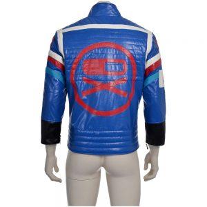 Killjoys Party Poison Gerard Way Danger Days Blue Jacket
