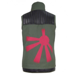 MCR Fun Ghoul Danger Days Green Vest