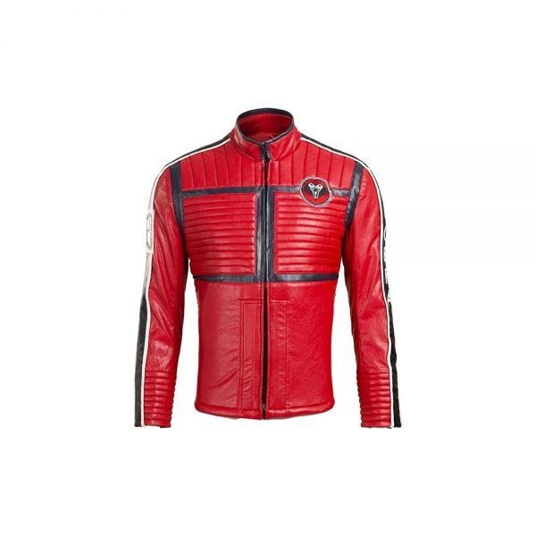 My Chemical Romance Gerard Way Danger Days Killjoys Red Jacket