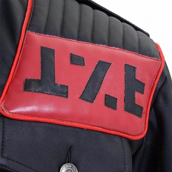 US Flag JetStar Logo Chemical Romance Gerard Way Danger Days Jacket.jpg