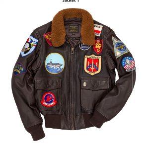 A-2 Aviator Top Gun Jacket