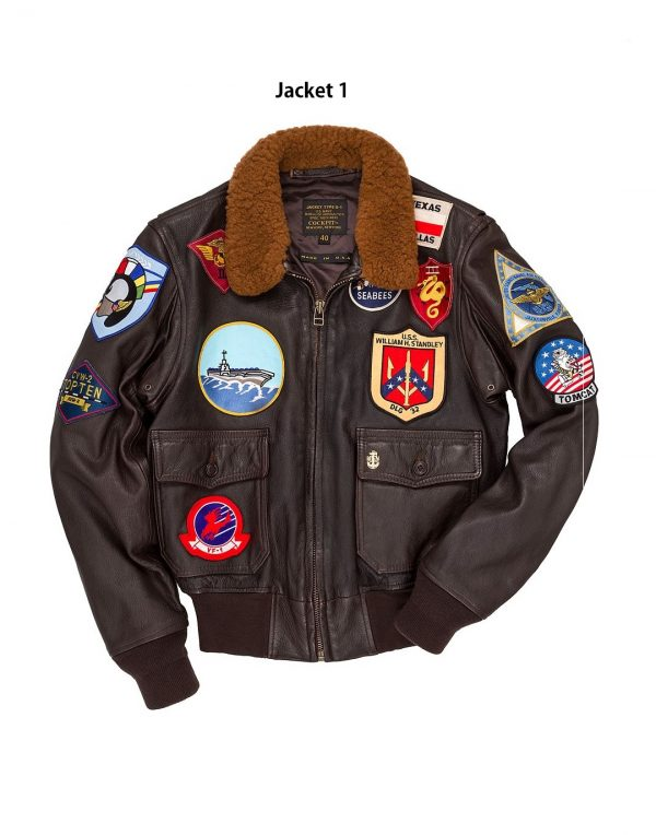 A-2 Aviator Top Gun Jacket
