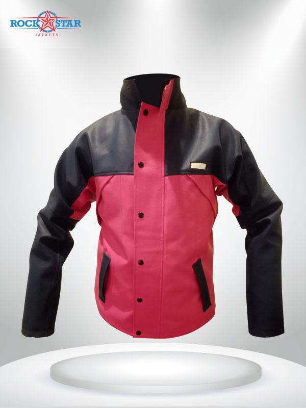 Alien Boy Oliver Tree Pink Jacket