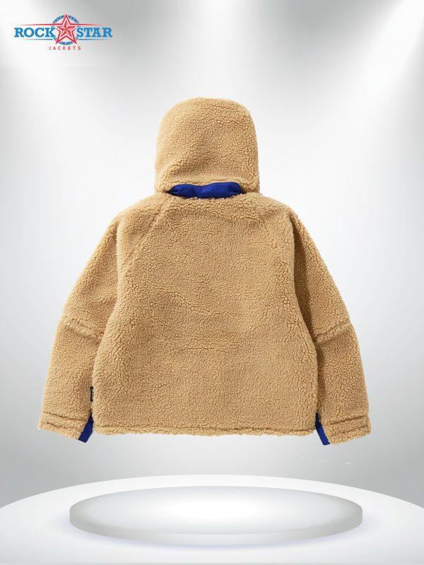 Boa Snowboard Shearling Jacket