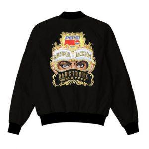 Michael Jackson Dangerous World Tour Jacket