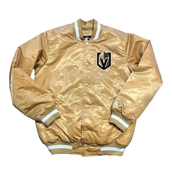 Vegas Golden Knights Ice Hockey Gladiator Logo Jacket