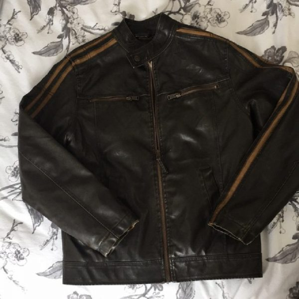 Arizona Black Jeans Company Leather Jacket