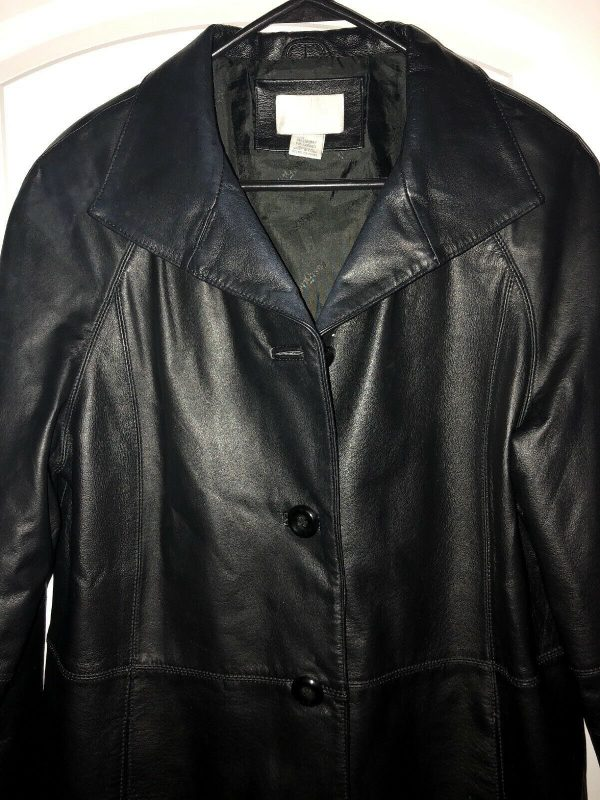 East Black Fifth Leather Jackets