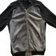 Men Louis Vuitton Blue Leather Jacket