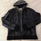 Mens Chor Smooth Black Leather Jackets