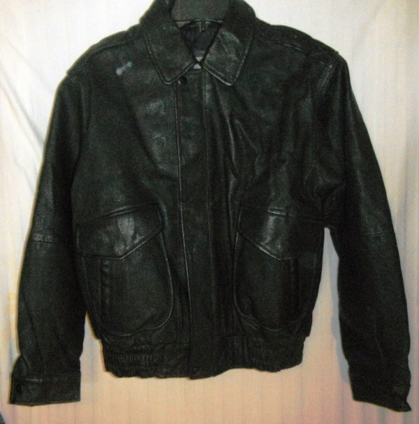 Men's New Zealand Outback Leather Jacket