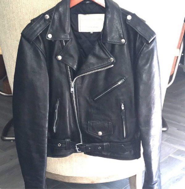 Sea Dream Leather Jacket