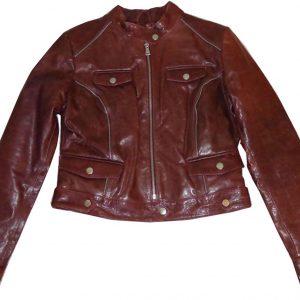 Women's Knoles & Carter Leather Jacket