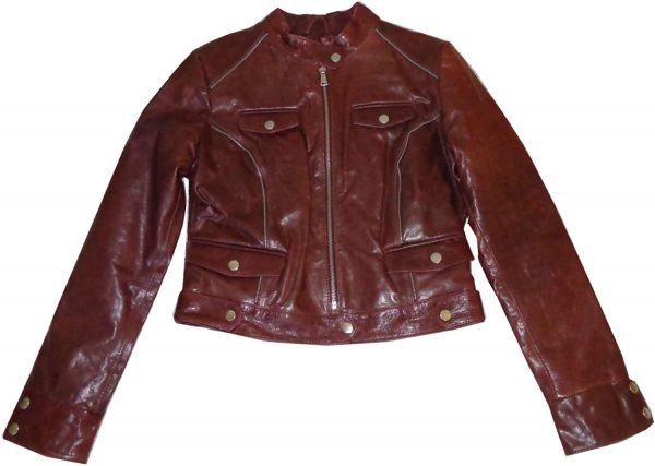 Women's Knoles & Carter Leather Jacket